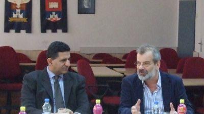 Посета амбасадора Египта Факултету безбедности